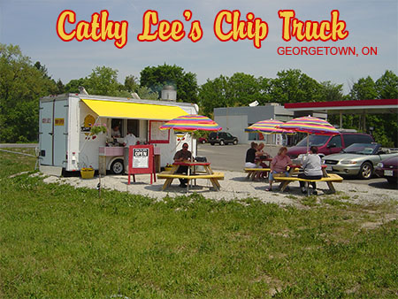 Cathy Lee's Chip Truck